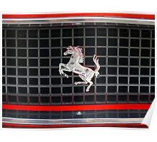 Ferrari Cavallo Poster
