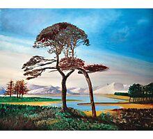 Loch Tullah - Scotland Photographic Print
