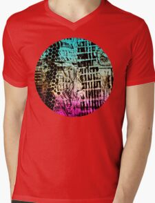 escape the manufactured Mens V-Neck T-Shirt