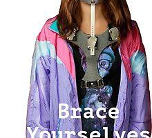 Scream Queens Neck Brace by charlo19