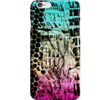 escape the manufactured iPhone Case/Skin