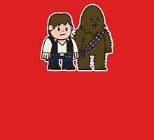 Mitesized Han & Chewwy Unisex T-Shirt