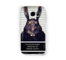 Evil Easter Bunny Rabbit Samsung Galaxy Case/Skin