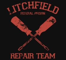 Litchfield Repair Team by alecxps