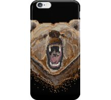 Pixel Bear iPhone Case/Skin