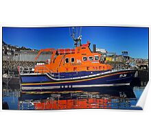 """"""" The  Penlee Lifeboat"""" Poster"""