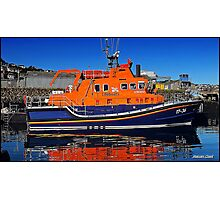 """"""" The  Penlee Lifeboat"""" Photographic Print"""