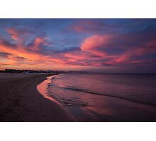 Valencia sky Photographic Print