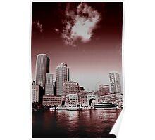Boston Poster