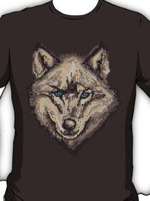 Pixel Wolf II T-Shirt
