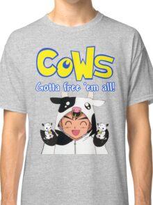 Gotta free 'em all! Classic T-Shirt