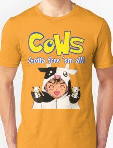 Gotta free 'em all! T-Shirt