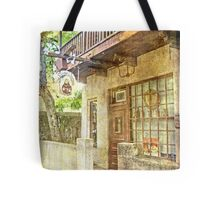 Old Town St. Augustine Tote Bag