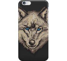 Pixel Wolf II iPhone Case/Skin