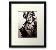 Hannibal - Bloody Will Framed Print