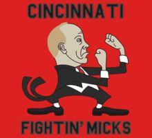 Cincinnati Fightin Micks Black by TheLawdog