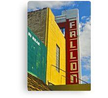 Fallon, Nevada Canvas Print