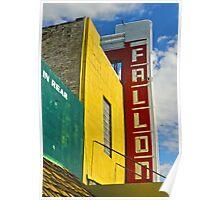Fallon, Nevada Poster