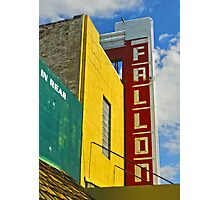 Fallon, Nevada Photographic Print