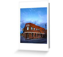 Fallon, Nevada Greeting Card