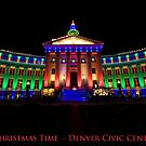 Christmas Time - Denver Civic Center by pjphoto181