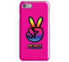 Smartphone Case - Hand of Peace 11 iPhone Case/Skin
