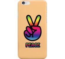 Smartphone Case - Hand of Peace 14 iPhone Case/Skin