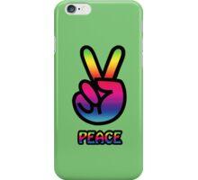 Smartphone Case - Hand of Peace 16 iPhone Case/Skin