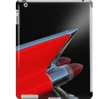 Light (red) iPad Case/Skin