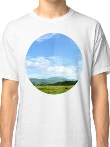 Highlands Scotland Classic T-Shirt