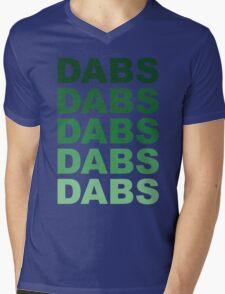 DabsDabsDabs Mens V-Neck T-Shirt