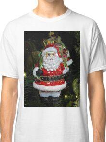 Christmas Tree Ornament - Santa Classic T-Shirt