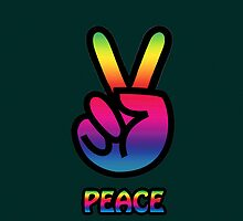 Smartphone Case - Hand of Peace 24 by Mark Podger