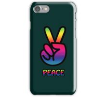 Smartphone Case - Hand of Peace 24 iPhone Case/Skin