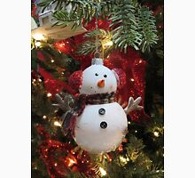 Christmas Tree Ornament - Snowman Unisex T-Shirt