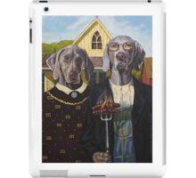 American Dogs iPad Case/Skin
