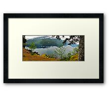 Forks, Washington Framed Print