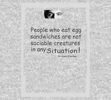 Egg sandwich Shepherd? Unisex T-Shirt