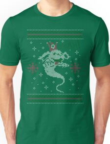 NeverEnding Christmas (Green variant) Unisex T-Shirt