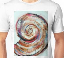 Moon Shell in Color Unisex T-Shirt