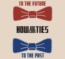 Doctor Who : Bow Ties Are Cool by lucasys3