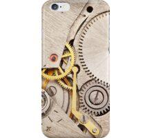 Clockwork 3 iPhone Case/Skin