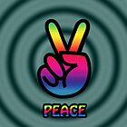 Smartphone Case - Hand of Peace 59 by Mark Podger
