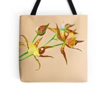 Orchid Stalk Tote Bag