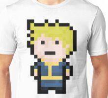 8-Bit Pixel Vault Boy Unisex T-Shirt