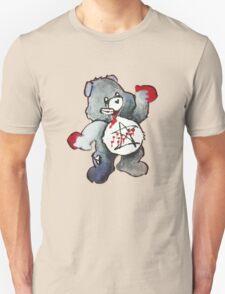 Zombie Bear has a one track mind T-Shirt