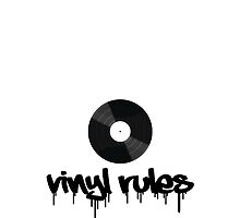 Vinyl Rules 2 by Paul Welding