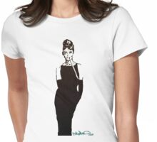 @ Tiffany's  Womens Fitted T-Shirt