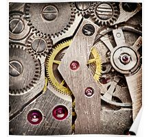 Clockwork 4 Poster