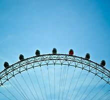 London Eye shape by Gustavo Bernal